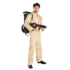 Rubies Ghostbusters Deluxe Adult Costume XL