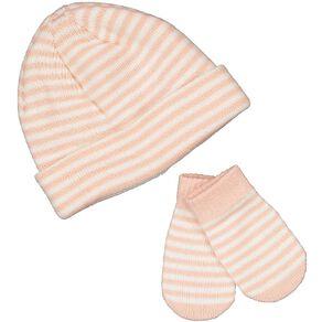 Young Original Infants' Beanie/Mitten Set