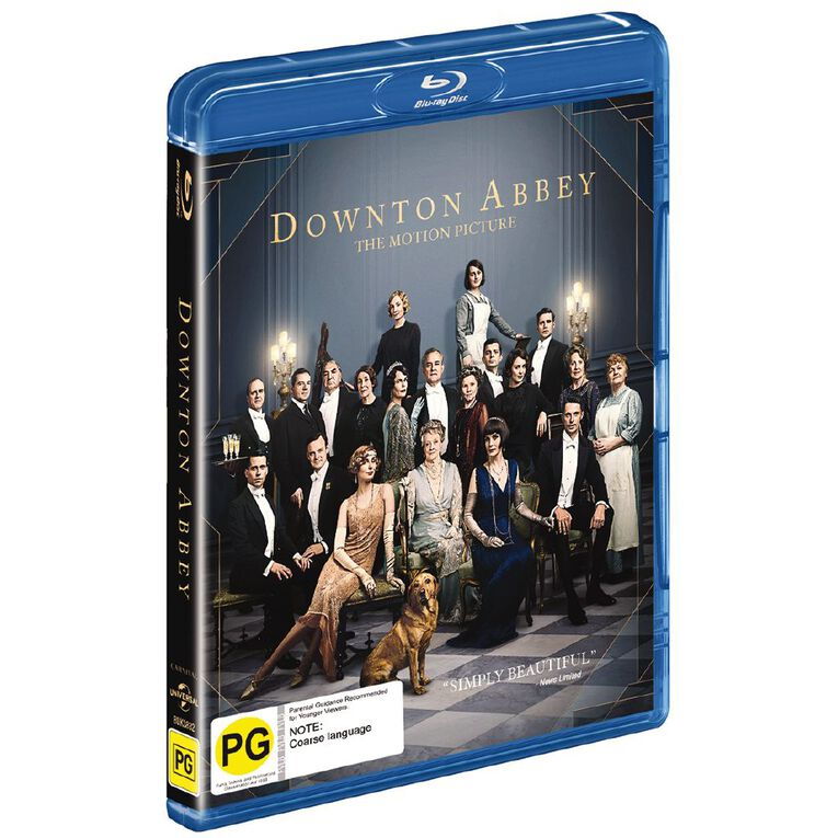 Downton Abbey The Movie Blu-ray 1Disc, , hi-res