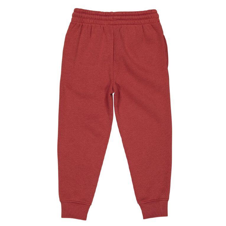 Young Original Boys' Print Leg Track Pants, Red Mid, hi-res