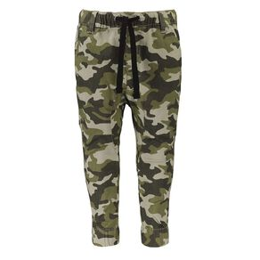 Young Original Toddler All Over Print Chino Pants