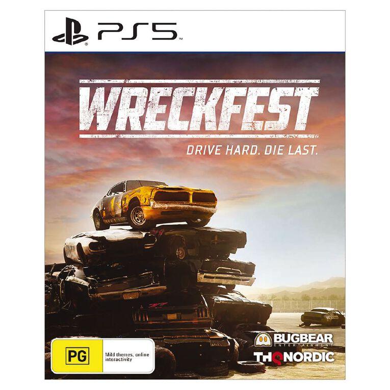 PS5 Wreckfest, , hi-res