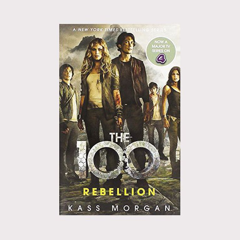 The 100: Rebellion by Kass Morgan, , hi-res