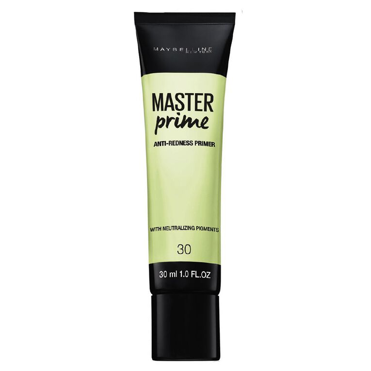 Maybelline Master Primer Anti Redness, , hi-res