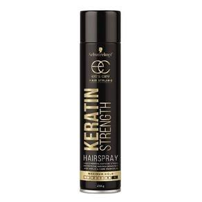 Schwarzkopf Extra Care Keratin Strength Hair Spray 250g