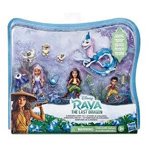 Disney Princess Raya Kumandra Story Set