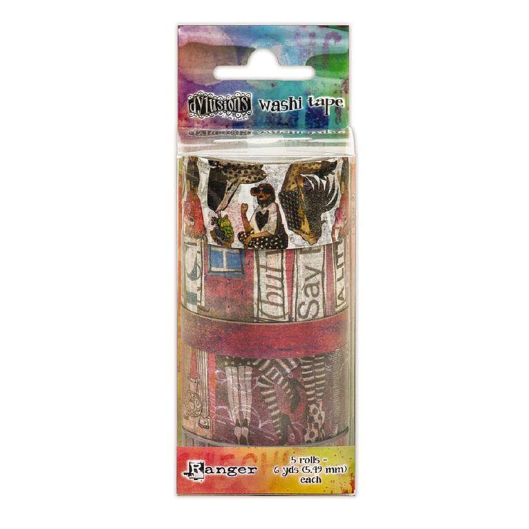 Ranger Dylusions Washi Tape #1, , hi-res