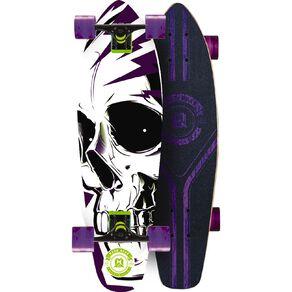 MADD Skateboard 28 inch Cruiser Void