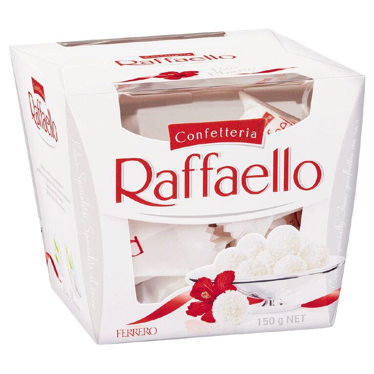 Ferrero Rocher Raffaello Chocolates 15 Pack, , hi-res