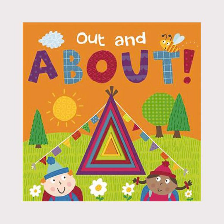 Die Cut: Out and About, , hi-res