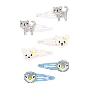 Colour Co. Animal Clips 6 Pack