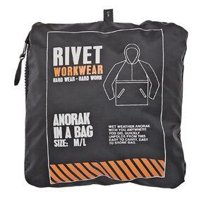 Rivet Anorak in a Bag