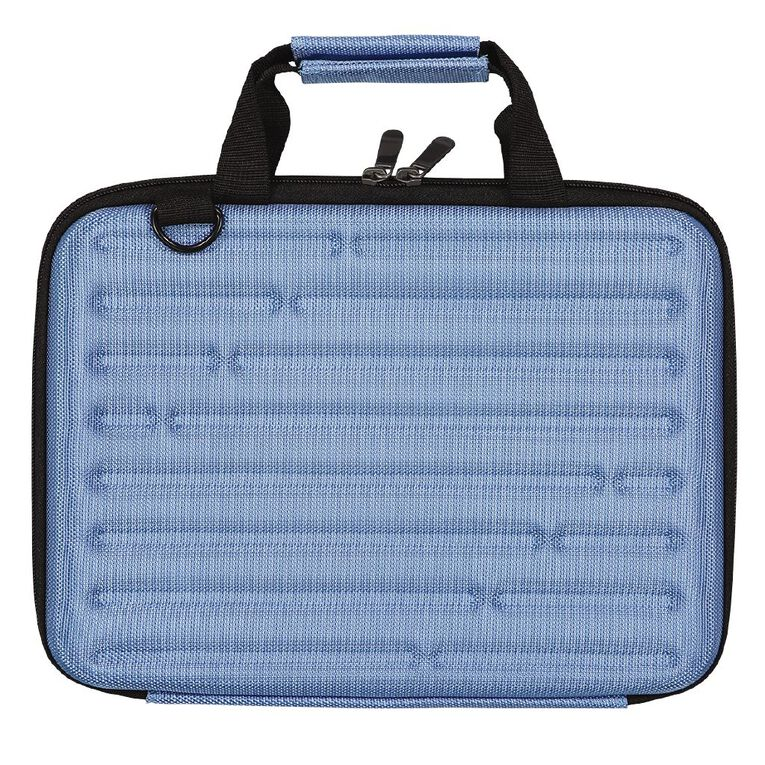 Tech.Inc 11.6 Inch Hard-Shell Notebook Case Baby Blue, , hi-res
