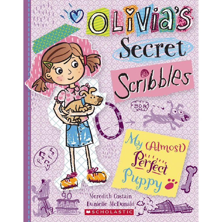 Olivia's Secret Scribbles #2 My (Almost) Perfect Puppy, , hi-res