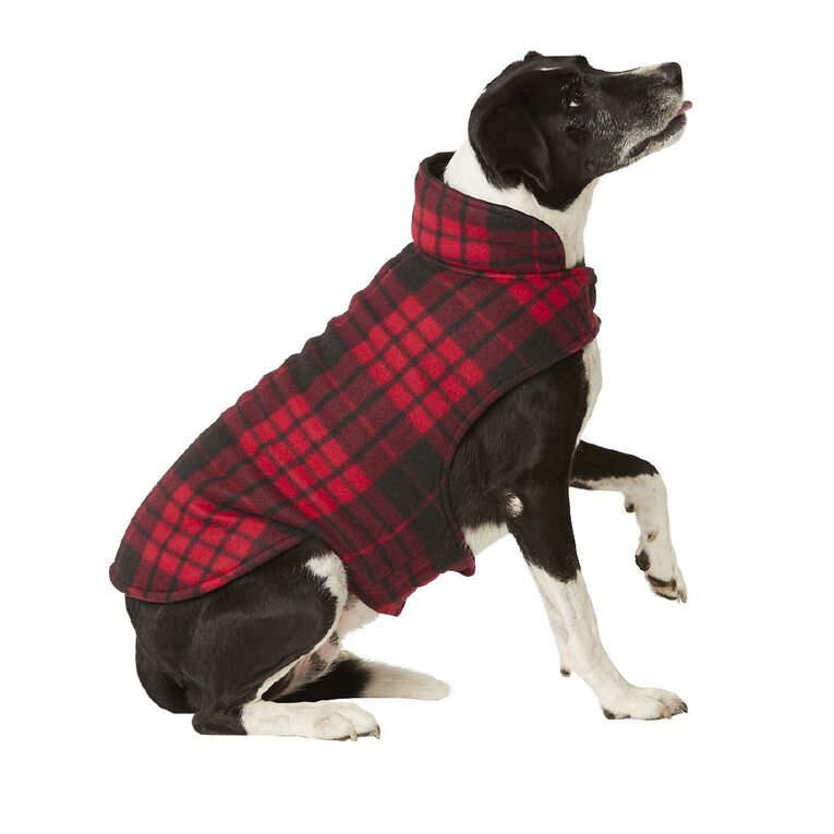 Petzone Pet Red Jacket XXL, , hi-res