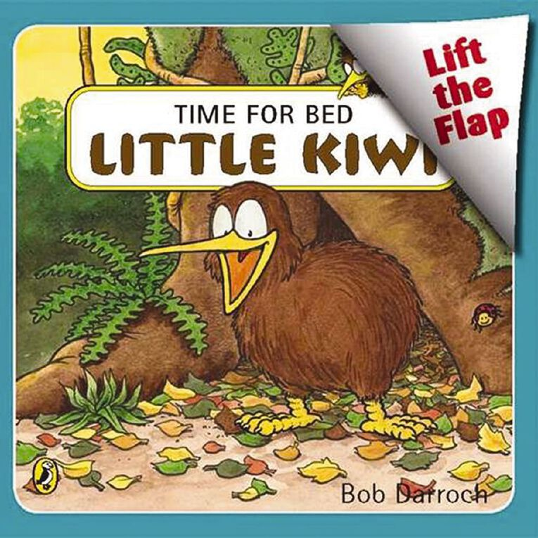 Time for Bed Little Kiwi by Bob Darroch, , hi-res