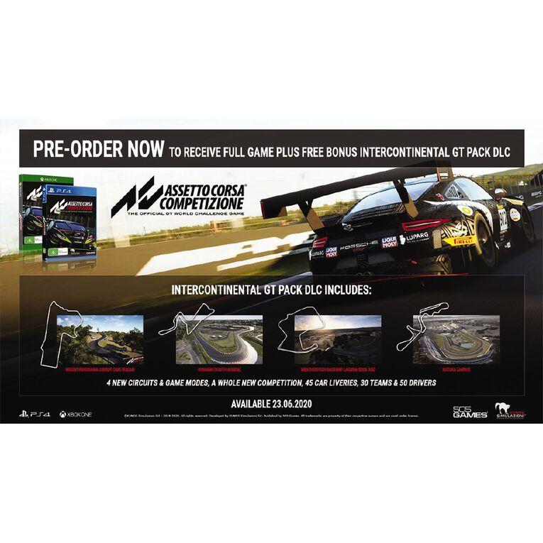 PS4 Assetto Corsa Competizione, , hi-res