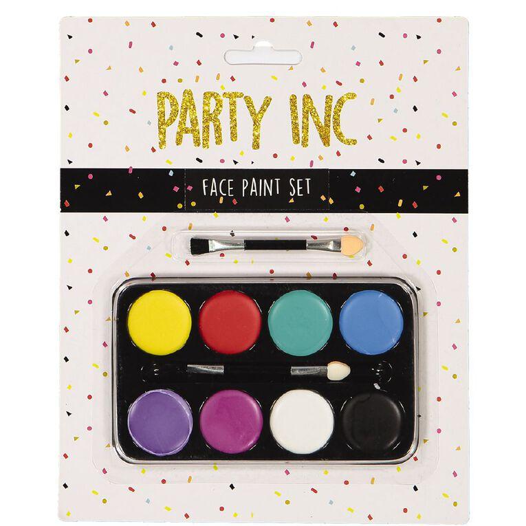 Play Studio Face Paint Set 8 Pack, , hi-res