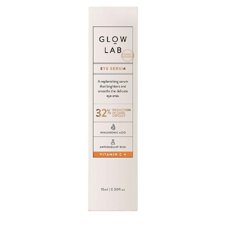 Glow Lab Eye Serum 15ml, , hi-res