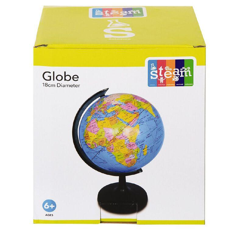 STEAM Globe 18cm Diameter, , hi-res