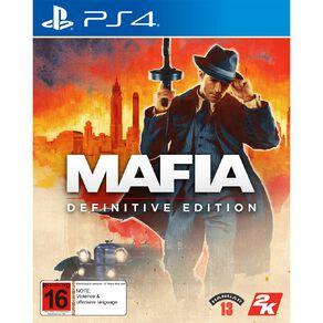 PS4 Mafia Remake