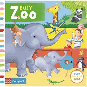 Busy Zoo by Rebecca Finn