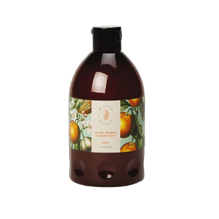 Winter Fruit Blood Orange And Grape Fruit Shampoo 400ml, , hi-res