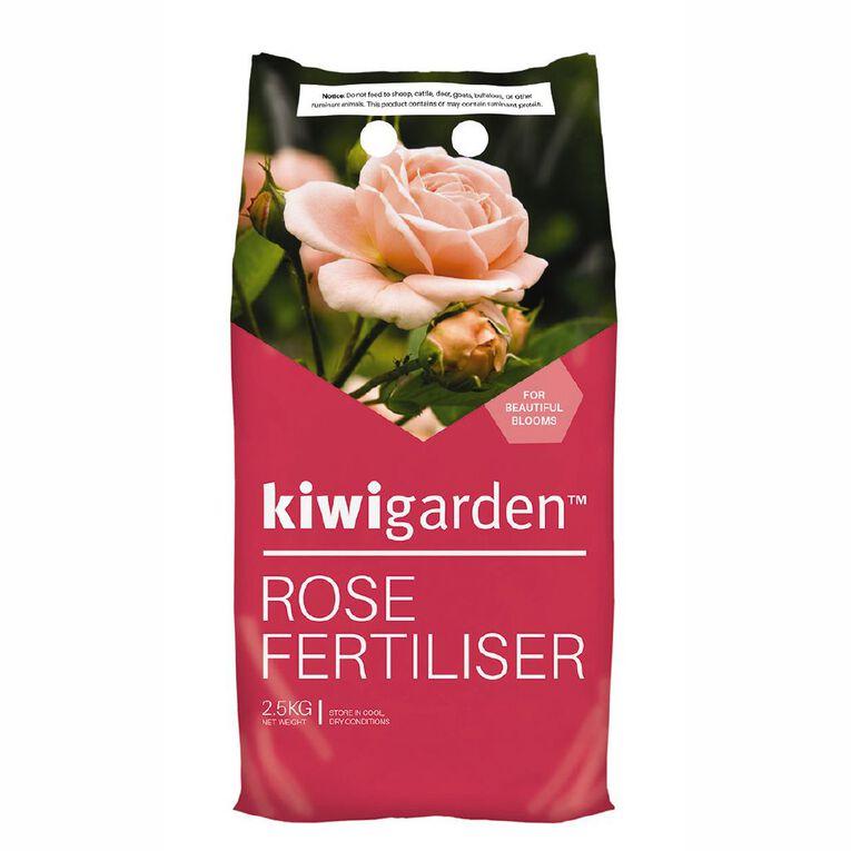 Kiwi Garden Rose Fertiliser 2.5kg, , hi-res