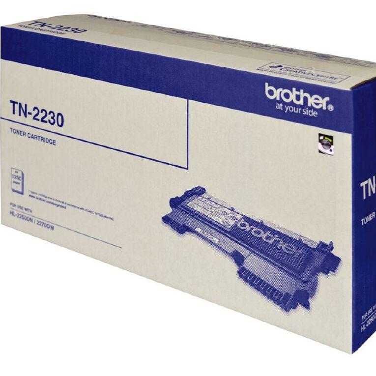 Brother Toner TN2230 Black (1200 Pages), , hi-res