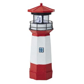 Kiwi Garden Solar Lighthouse