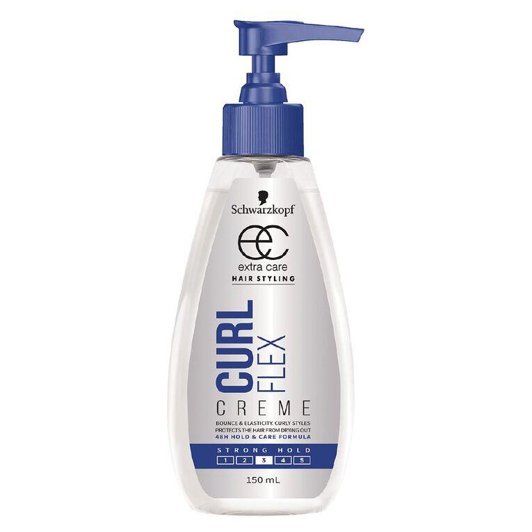 Schwarzkopf Extra Care Curl Flex Shine Creme 150ml, , hi-res