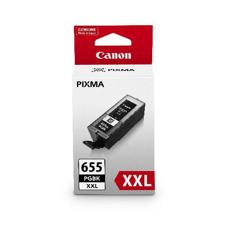 Canon Ink PGI655XXL Black (1000 Pages), , hi-res
