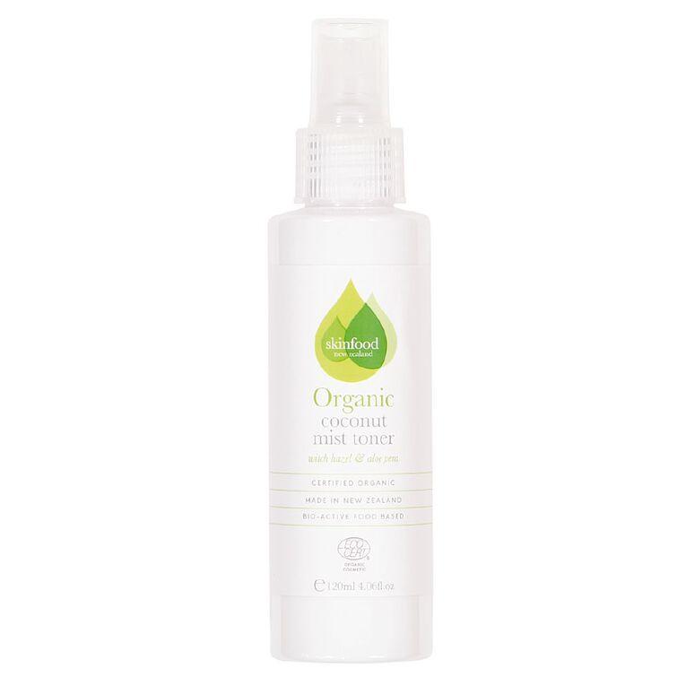 Skinfood Organic Coconut Mist Toner 120ml, , hi-res