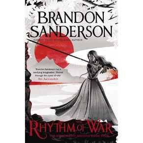 Rhythm of War by Brandon Sanderson