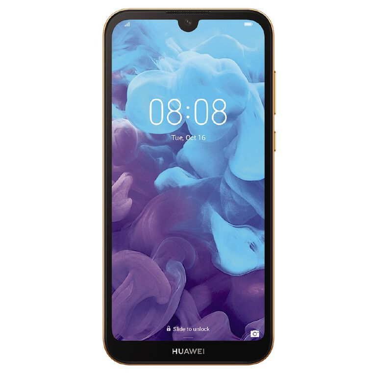 Spark Huawei Y5 2019 Amber Brown, , hi-res