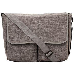 Babywise Messenger Nappy Bag Including Change Mat assorted