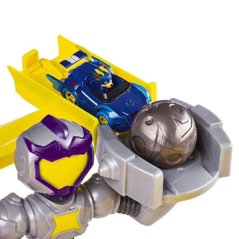 Paw Patrol Mighty Meteor Trackset, , hi-res