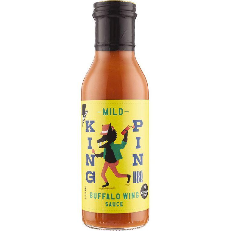 Culleys King Pin Mild Buffalo Wing Sauce 355ml, , hi-res