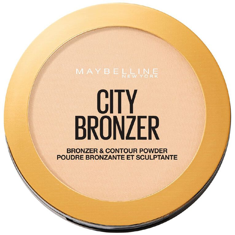 Maybelline City Bronzer 100 Light Cool, , hi-res