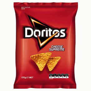 Doritos Cheese Supreme 170g
