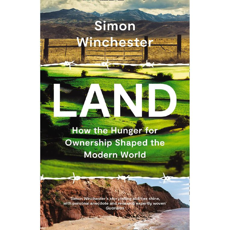 Land: Ownership Of Everywhere by Simon Winchester N/A, , hi-res