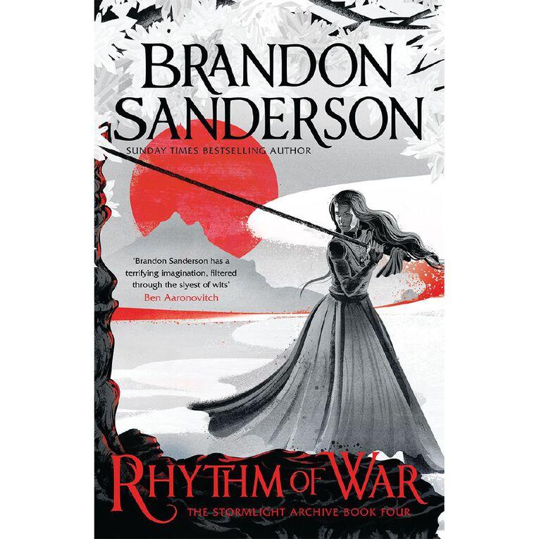 Rhythm of War by Brandon Sanderson N/A, , hi-res