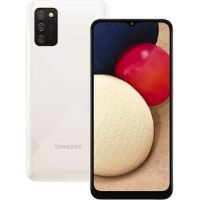 2degrees Samsung 2degrees Galaxy A02s 32GB 4G Bundle SIM White