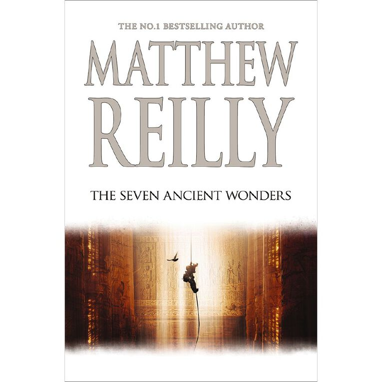 The Seven Ancient Wonders by Matthew Reilly, , hi-res