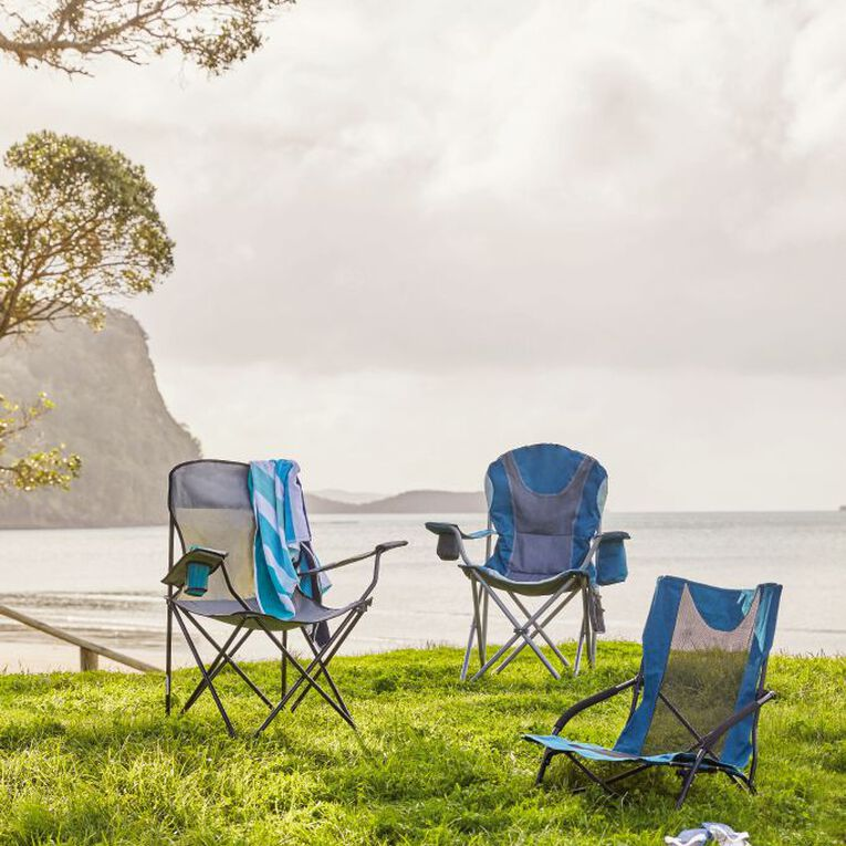 Navigator South Padded Camping Chair, , hi-res image number null