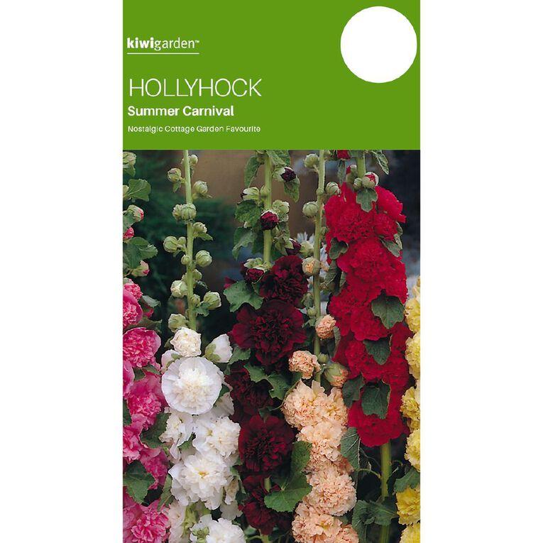Kiwi Garden Hollyhock Summer, , hi-res