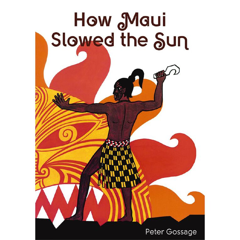 How Maui Slowed the Sun by Peter Gossage, , hi-res