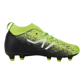 Active Intent Nero Rugby/Soccer Boots JNR-SNR