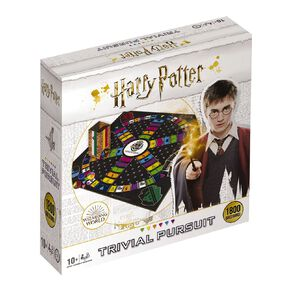 Harry Potter Trivial Pursuit Ultimate Game