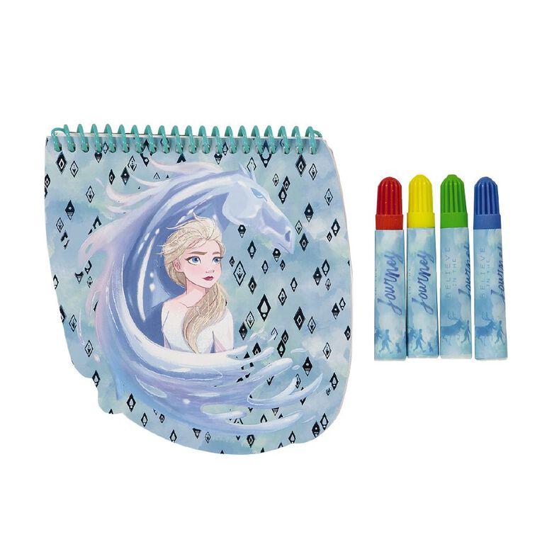 Frozen Notebook & Felts Set, , hi-res